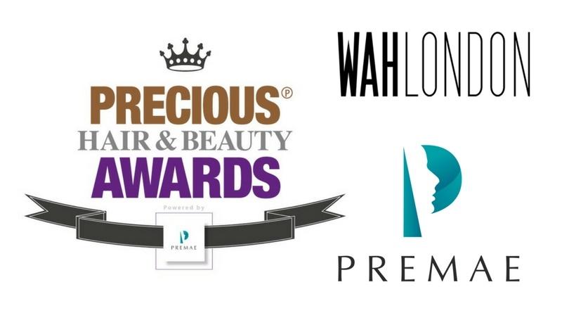 Precious hair and beauty logo