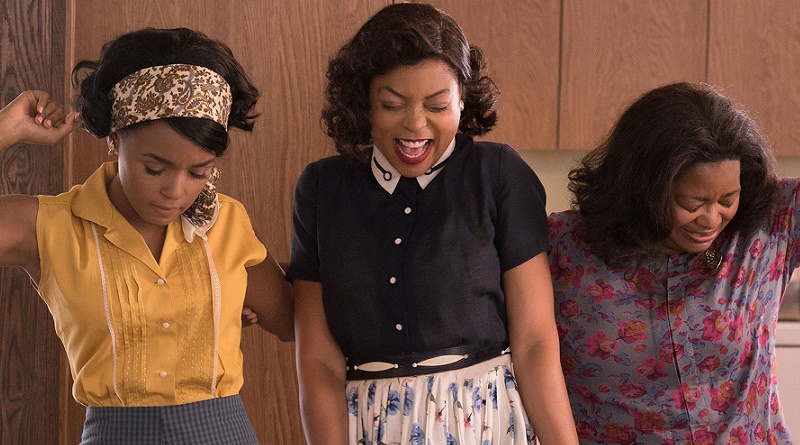 This is a still from Hidden Figures