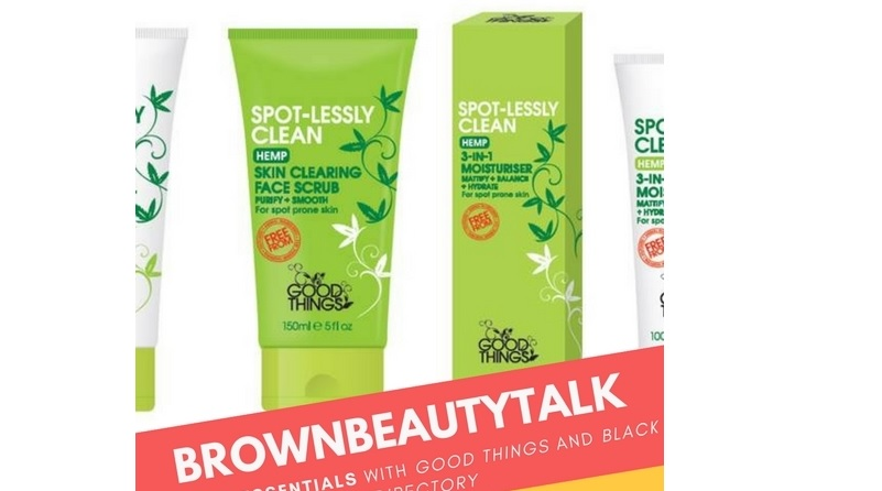 image o brownbeauty flyer