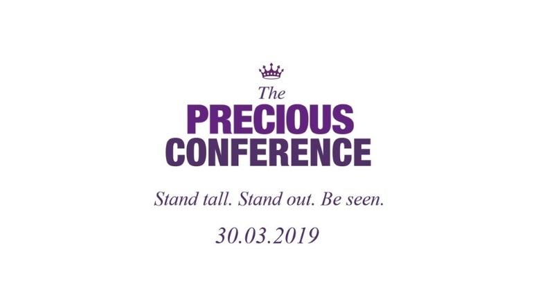 image of precious conference logo